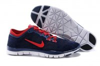 Mens Nike Free TR Fit Blue Red