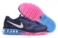 Mens Nike Air Max 2014 Pink Blue