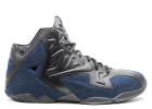 "lebron 11 ext denim qs ""denim"""