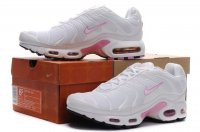 Womens Nike Air Max TN White Red