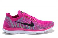 Womens Nike Free 4.0 Flyknit Light Purple