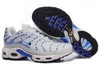 Mens Nike Air Max TN White Royalblue