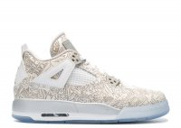 "air jordan 4 retro laser bg (gs) ""laser"""
