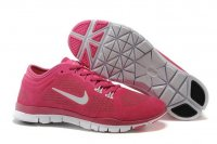 Womens Nike Free 5.0 White Red