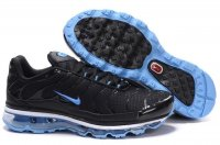Mens Nike Air Max TN Black Blue