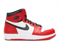 "air jordan 1 hi the return bg (gs) ""chicago"""
