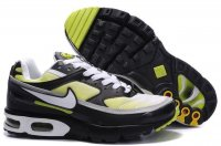 Mens Nike Air Max TN White Black Green