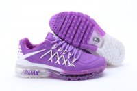 Womens Air Max 2015 Ii Purple White