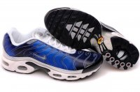 Mens Nike Air Max TN White Dark Blue