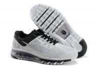 Mens Air Max 2013 Black White