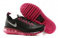 Womens Nike Air Max 2014 Black Red