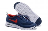 Mens Air Max 2014 Thea Print Red Blue