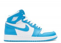 "air jordan 1 retro high og bg (gs) ""unc"""