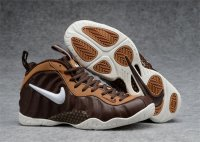 "air foamposite one prm ""chocolate"""