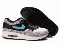 Womens Air Max 87 Black White