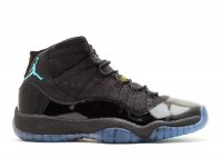 "air jordan 11 retro (gs) ""gamma blue"""