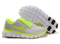 Womens Nike Free 5.0 V4 Grey Green