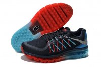 Mens Air Max 2015 Balck Red