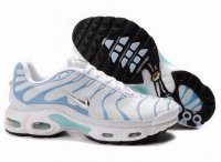 Womens Nike Air Max TN White Skyblue