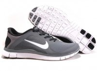 Mens Nike Free 4.0 V3 Grey White