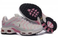 Womens Nike Air Max TN Grey Light Red