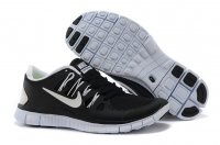 Mens Nike Free 5.0 V2 Black Grey
