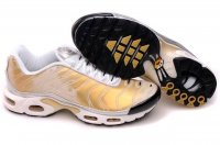 Mens Nike Air Max TN Gold White