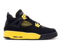 "air jordan 4 retro (gs) ""thunder"""