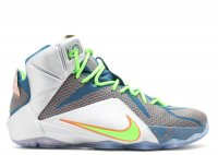 "lebron 12 prm ""trillion dollar man"""