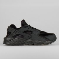 Nike Wmns Air Huarache Run Triple Black