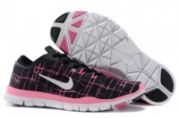 Mens Nike Free TR Fit Black Pink