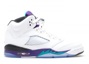 "air jordan 5 retro (gs) ""grape 2013 release"""