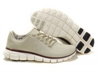 Mens Nike Free 5.0 Wool Skin White Grey