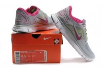 Womens Nike Free 5.0 V3 Grey Rose