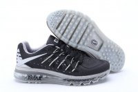 Mens Air Max 2015 Grey White