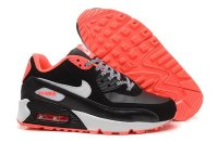 Womens Air Max 90 Black/Pink/White