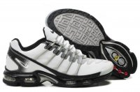Mens Nike Air Max TN Viii Black White