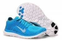 Womens Nike Free 4.0 Flyknit Sea