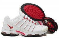 Mens Nike Air Max TN Viii White Red