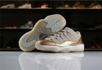 "air jordan 11 low (gs) ""rose gold"""