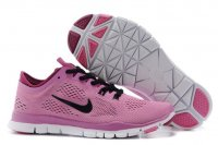 Womens Nike Free 5.0 Rose Black