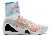 "kobe 9 elite premium ""what the kobe"""