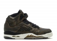 "air jordan 5 premium heiress ""metallic field"""