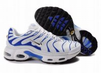 Womens Nike Air Max TN White Blue