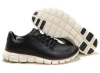 Mens Nike Free 5.0 Wool Skin Black White
