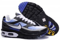 Mens Nike Air Max TN White Black Blue