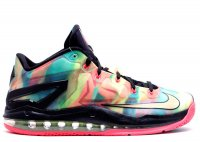 "max lebron 11 low se ""multi-color"""