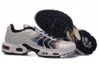 Mens Nike Air Max TN I White Black Darkblue