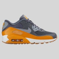 Nike Wmns Air Max 90 Essential Dark Grey Stealth Gold Leaf (Pre-
