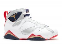 "air jordan 7 retro ""olympic 2012 release"""